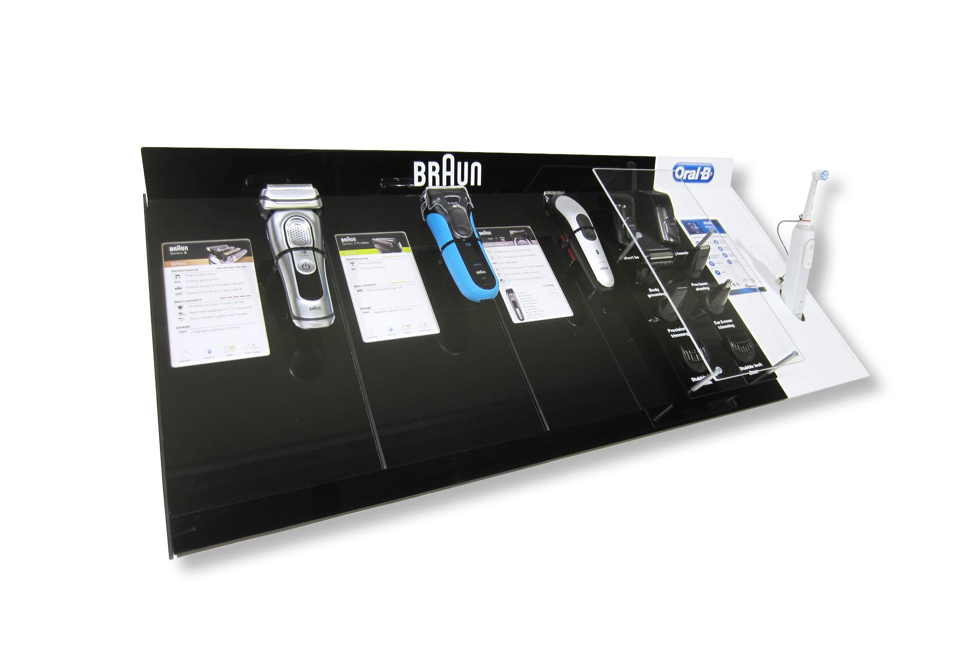 Braun Dixon Retail POS-Display